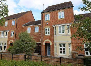 Thumbnail 4 bedroom town house for sale in Garsington Drive, Oakhurst, Swindon