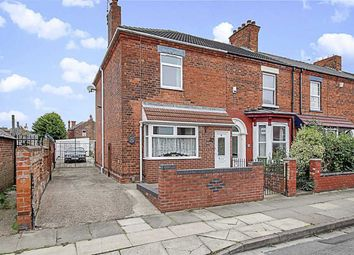 Thumbnail 3 bed end terrace house for sale in Torrington Street, Grimsby
