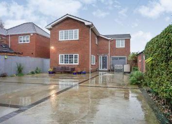 Thumbnail 4 bed detached house for sale in Brackenborough Road, Louth