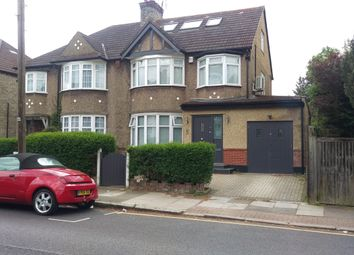 Thumbnail 4 bed semi-detached house to rent in Lichfield Grove, Finchley Central, London