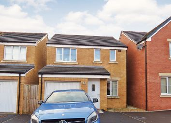 Thumbnail 3 bed detached house for sale in Bryn Eirlys, Coity, Bridgend