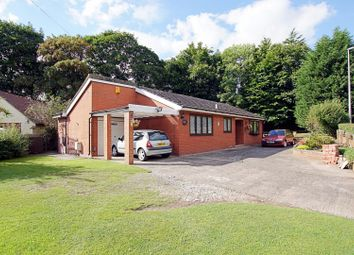 Thumbnail 3 bed detached bungalow for sale in Wood Lane, Runcorn