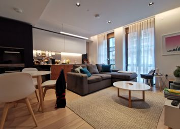 Thumbnail 1 bed flat to rent in Underwood Building, Barts Sqaure, London