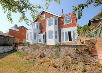 Thumbnail 4 bed detached house for sale in Hillside Street, Hythe