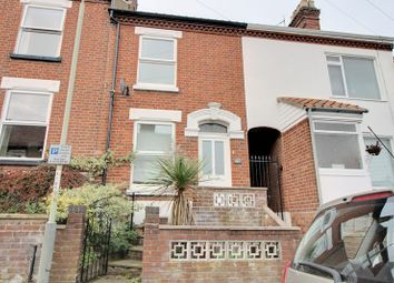 Thumbnail 2 bedroom terraced house to rent in Dover Street, Norwich