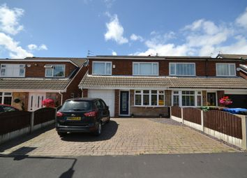 Thumbnail 3 bed semi-detached house for sale in Ellenor Drive, Astley, Tyldesley, Manchester