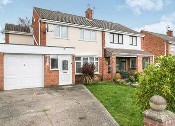 Thumbnail 4 bedroom semi-detached house for sale in Eccleston Close, Prenton, Merseyside
