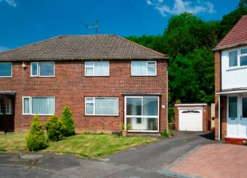 Thumbnail 3 bedroom semi-detached house for sale in Shirley Avenue, Reading