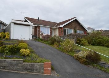 Thumbnail 2 bed bungalow to rent in Hendremawr Close, Sketty, Swansea
