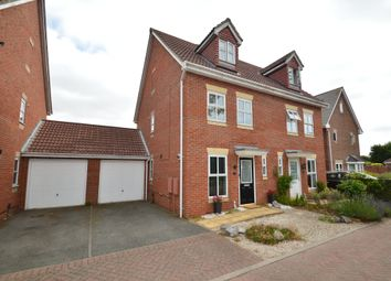 Thumbnail 3 bed semi-detached house for sale in Tanners View, Ipswich
