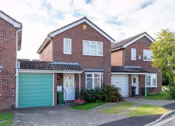Thumbnail 3 bed link-detached house for sale in Barwell Grove, Emsworth