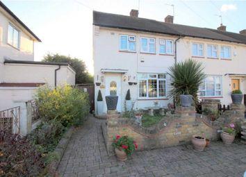 Thumbnail 3 bed semi-detached house for sale in Rossington Avenue, Borehamwood