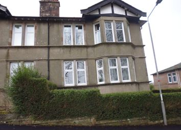 Thumbnail 2 bed flat for sale in 6 Auchnacloich Road, Rothesay, Isle Of Bute