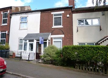 Thumbnail 2 bed terraced house for sale in Station Road, Kings Norton, Birmingham