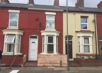 Thumbnail 2 bedroom terraced house for sale in Bartlett Street, Wavertree, Liverpool