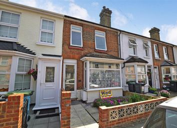 Thumbnail 3 bed terraced house for sale in Malling Road, Snodland, Kent, Kent