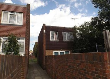 Thumbnail 3 bedroom end terrace house for sale in Stanway Close, Chigwell