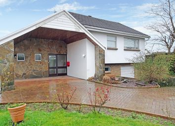 Thumbnail 4 bed detached house for sale in Esterling Drive, Porthcawl