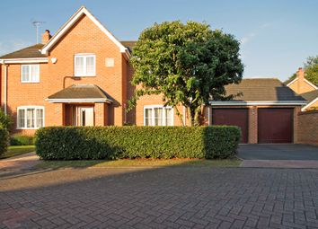 Thumbnail 4 bedroom detached house for sale in Arbroath Gardens, Orton Northgate, Peterborough