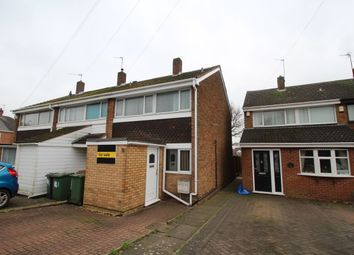 Thumbnail 3 bed terraced house for sale in The Hayes, Willenhall