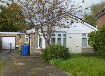 Thumbnail 3 bed detached bungalow for sale in 39 Elmfield, Shevington, Wigan, Lancashire
