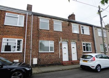 Thumbnail 3 bed terraced house to rent in Tyzack Street, Edmondsley, Durham