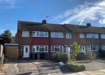 Thumbnail 3 bed end terrace house for sale in Lucas Avenue, Moulsham Lodge, Chelmsford