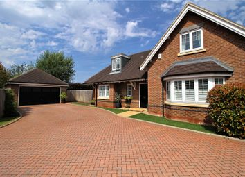 Thumbnail 5 bedroom detached house for sale in Rufwood, Crawley Down, Crawley