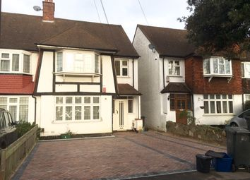 Thumbnail 2 bed maisonette to rent in Dunheved Close, Thornton Heath