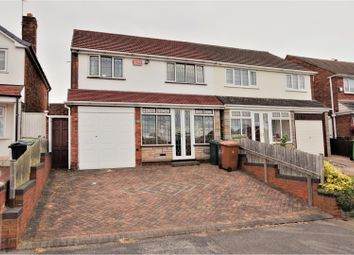 Thumbnail 3 bed semi-detached house for sale in Park Farm Road, Great Barr, Birmingham