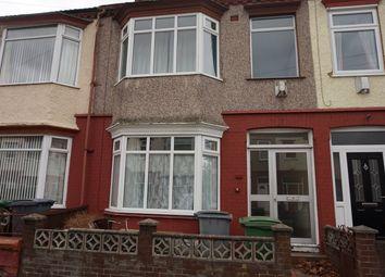 Thumbnail 3 bed terraced house for sale in Southdale Road, Birkenhead