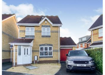 Thumbnail 3 bed link-detached house for sale in Reynolds Way, Swindon