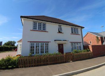 Pierrepoint Way, Hanslope, Milton Keynes, Buckinghamshire MK19. 4 bed detached house for sale