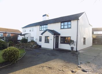 Thumbnail 3 bed cottage for sale in Church Lane, Lowton, Warrington