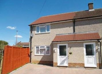 Thumbnail 2 bed end terrace house for sale in Almons Way, Slough