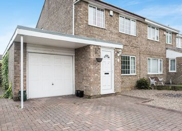 Thumbnail 3 bed semi-detached house to rent in Warbeck Close, Newcastle Upon Tyne
