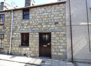 Thumbnail 2 bed cottage for sale in Kingshead Street, Pwllheli, Gwynedd