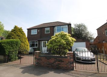 Thumbnail 5 bed detached house for sale in Derwent Road, Urmston, Manchester