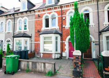 Thumbnail 2 bed flat for sale in Clive Street, Grangetown, Cardiff