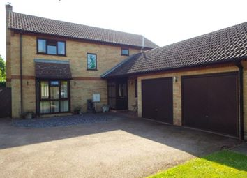 Thumbnail 4 bedroom detached house for sale in Boyce Close, Whittlesey, Peterborough, Cambridgeshire