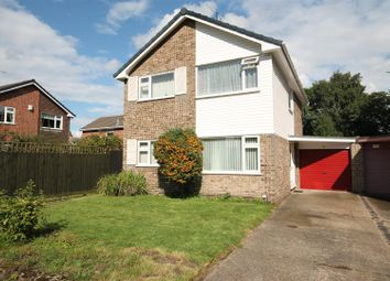 Thumbnail 4 bed detached house for sale in Larwood Grove, Nottingham