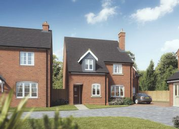 Thumbnail 4 bed property for sale in Prince Avenue, Haughton, Stafford