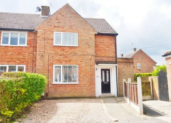 Thumbnail 2 bedroom end terrace house for sale in Windsor Garth, Acomb, York