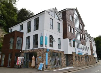 Thumbnail 1 bed flat for sale in Fowey Landing, Station Road, Fowey, Cornwall