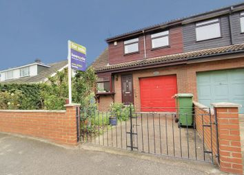 Thumbnail 3 bed semi-detached house for sale in Dunswell Lane, Dunswell, Hull