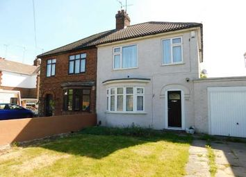 Thumbnail 3 bed semi-detached house to rent in Eye Road, Dogsthorpe, Peterborough