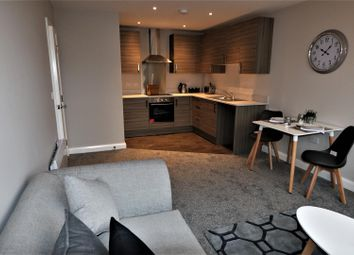 Thumbnail 2 bed flat to rent in Melbourne House, Eastgate, Accrington