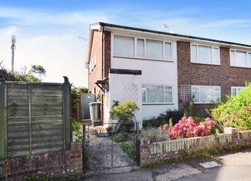 Thumbnail 2 bed flat for sale in Langbury Lane, Ferring, Worthing