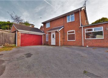 Thumbnail 4 bed detached house for sale in Blencathra Drive, Mickleover, Derby