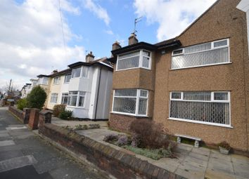 Thumbnail 3 bed semi-detached house for sale in Broadway Avenue, Wallasey